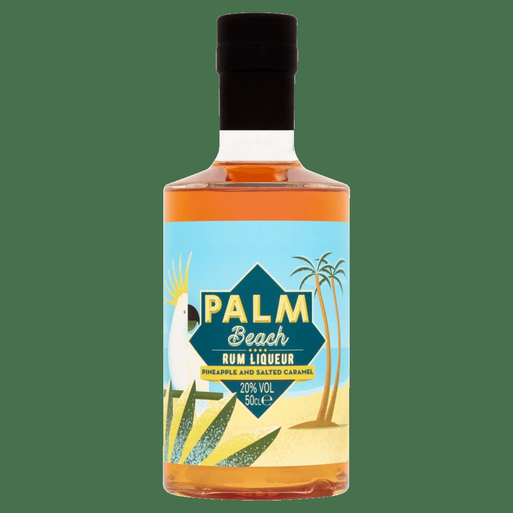 Palm Beach Rum Liqueurs