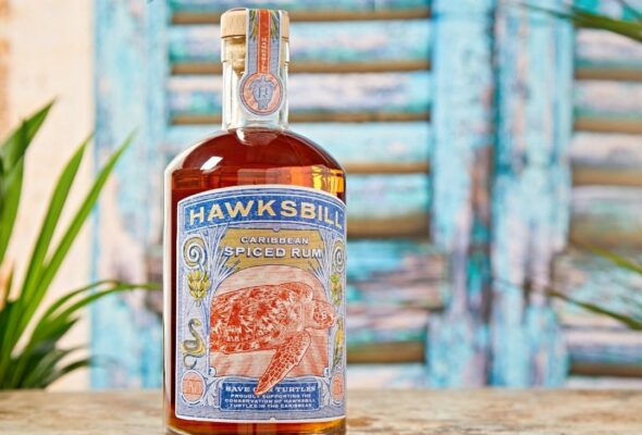A rum with a cause – Introducing Hawksbill Caribbean Spiced Rum