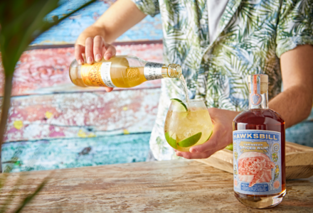 Making Waves with Spiced Rum