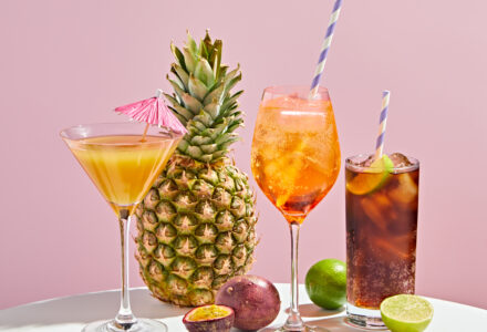 Cocktail trends: mixing for the savvier consumer